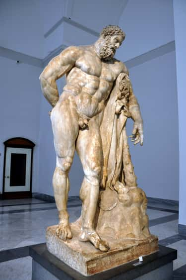 Hera Caused Heracles To Take O is listed (or ranked) 2 on the list The Pettiest Punishments Ever Given In Greek Mythology