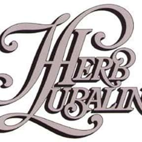 Herb Lubalin is listed (or ranked) 11 on the list Famous Cooper Union Alumni