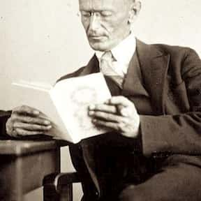 Hermann Hesse is listed (or ranked) 22 on the list The Best Writers of All Time