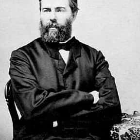 Herman Melville is listed (or ranked) 25 on the list The Best Writers of All Time