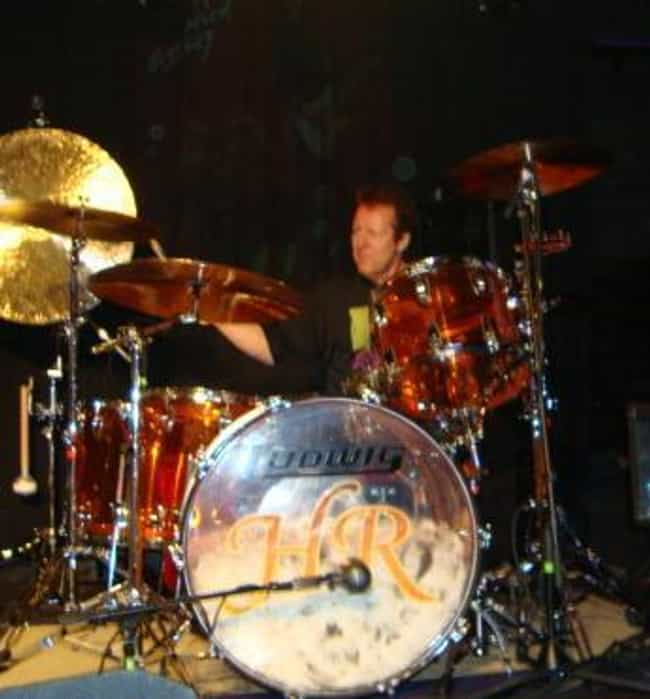 Herman Rarebell is listed (or ranked) 4 on the list Famous Drummers from Germany