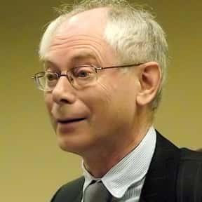 Herman Van Rompuy is listed (or ranked) 15 on the list Famous People Named Herman
