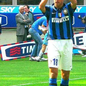 Hernán Crespo is listed (or ranked) 12 on the list Famous Male Athletes from Italy