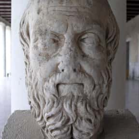 Herodotus is listed (or ranked) 14 on the list The Best Writers of All Time
