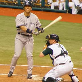 Hideki Matsui is listed (or ranked) 8 on the list The Best Yankees Center Fielders of All Time