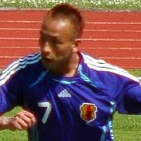 Hidetoshi Nakata is listed (or ranked) 1 on the list The Best Soccer Players from Japan