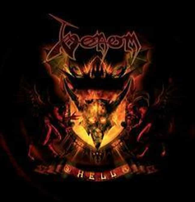 Hell is listed (or ranked) 4 on the list The Best Venom Albums of All Time