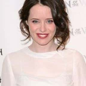 Claire Foy is listed (or ranked) 21 on the list The Best Actresses Of 2018, Ranked