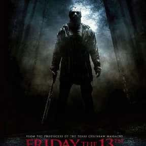 Friday the 13th is listed (or ranked) 12 on the list Horror Movie Reboots No One Ever Asked For