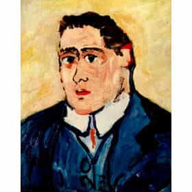 Portrait of the Poet (Guillaume Apollinaire)