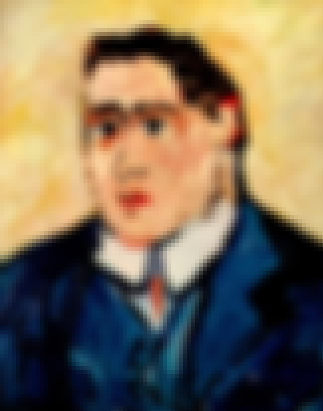 Portrait of the Poet (Guillaum... is listed (or ranked) 8 on the list Famous Fauvism Paintings