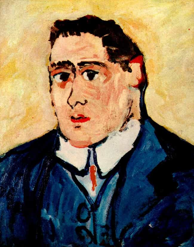 Portrait of the Poet (Gu... is listed (or ranked) 2 on the list Famous Maurice de Vlaminck Paintings