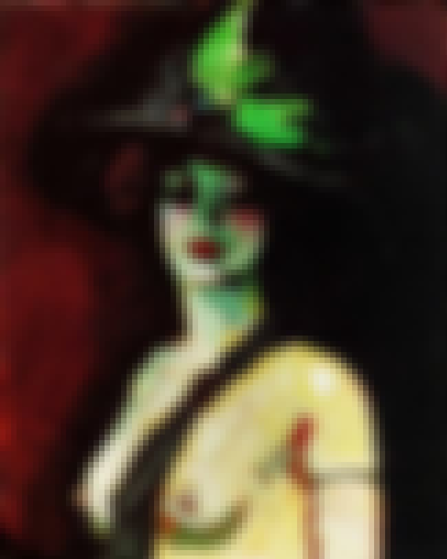 Woman with Large Hat is listed (or ranked) 4 on the list Famous Hat Art