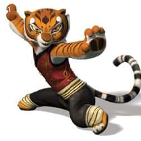 Tigress is listed (or ranked) 4 on the list The Greatest Tiger Characters of All Time
