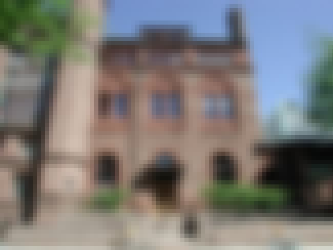 Linsly Chittenden Hall is listed (or ranked) 8 on the list Famous Collegiate Gothic Buildings