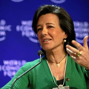 Ana Patricia Botin is listed (or ranked) 21 on the list Famous Harvard Business School Alumni