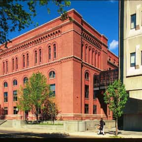 A. K. Watson Hall is listed (or ranked) 1 on the list Famous Romanesque Revival Architecture Buildings