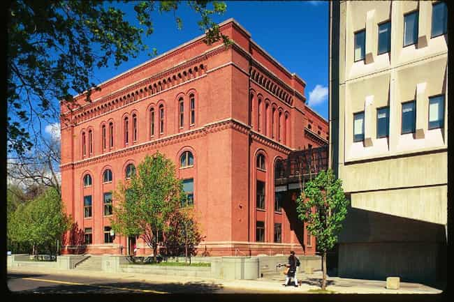 A. K. Watson Hall is listed (or ranked) 2 on the list List of Famous New Haven Buildings & Structures