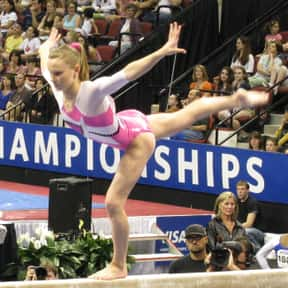 Bridget Sloan is listed (or ranked) 6 on the list Famous Gymnasts from the United States