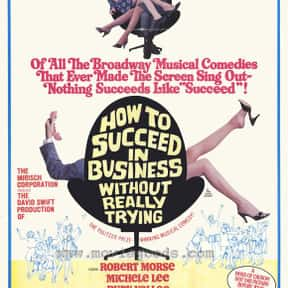 How to Succeed in Business Wit is listed (or ranked) 11 on the list The Best '60s Romantic Comedies