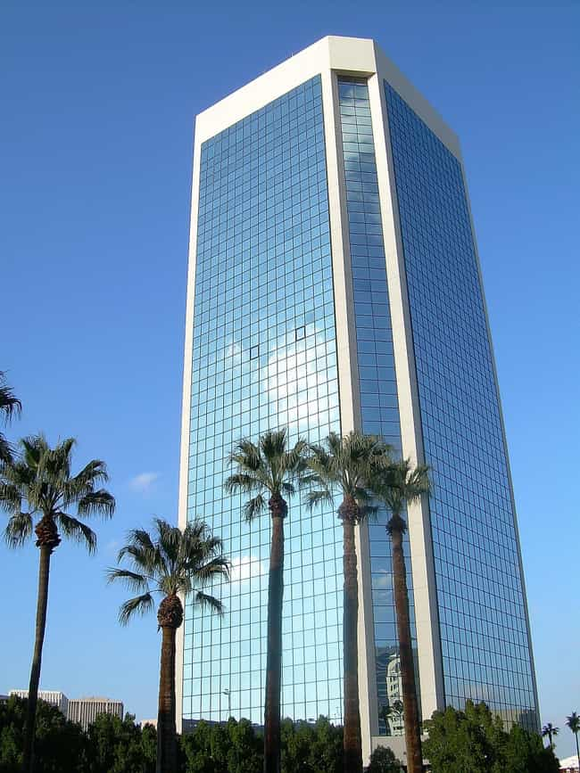 3300 North Central Avenue is listed (or ranked) 1 on the list List of Famous Phoenix Buildings & Structures