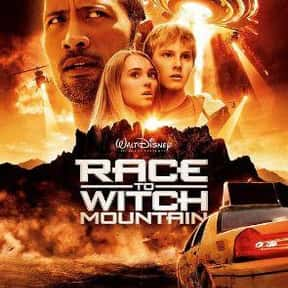 Race to Witch Mountain is listed (or ranked) 19 on the list The Best Film Adaptations of Young Adult Novels
