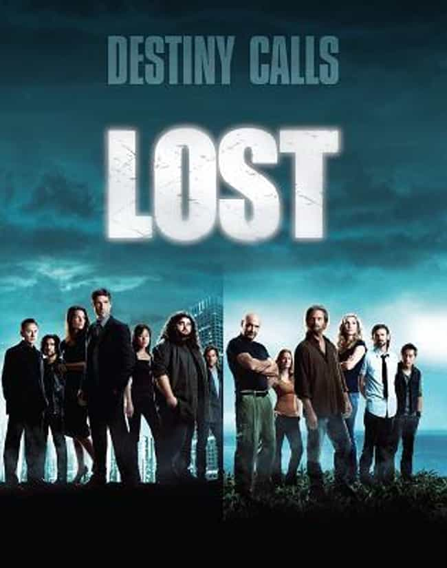 Lost - Season 5 is listed (or ranked) 4 on the list The Best Seasons of Lost