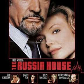 The Russia House is listed (or ranked) 19 on the list The Best Michelle Pfeiffer Movies