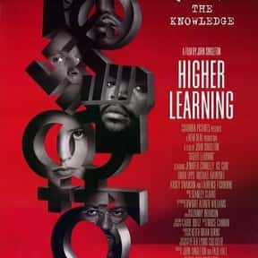 Higher Learning is listed (or ranked) 11 on the list The Best Laurence Fishburne Movies