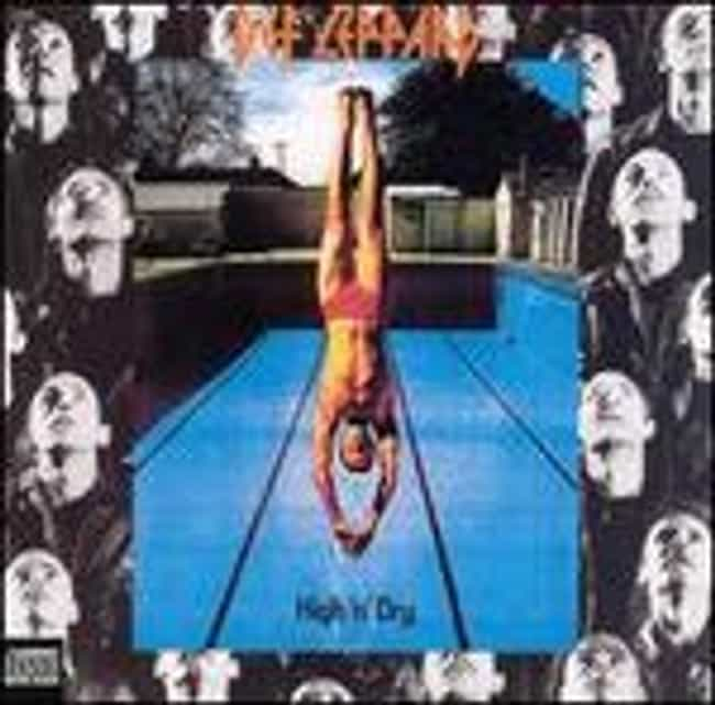 High 'n' Dry is listed (or ranked) 3 on the list The Best Def Leppard Albums of All Time