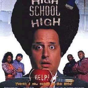High School High is listed (or ranked) 12 on the list The Best '90s Hip Hop Movies
