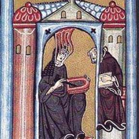 Hildegard of Bingen is listed (or ranked) 2 on the list The Best Medieval Composers, Ranked