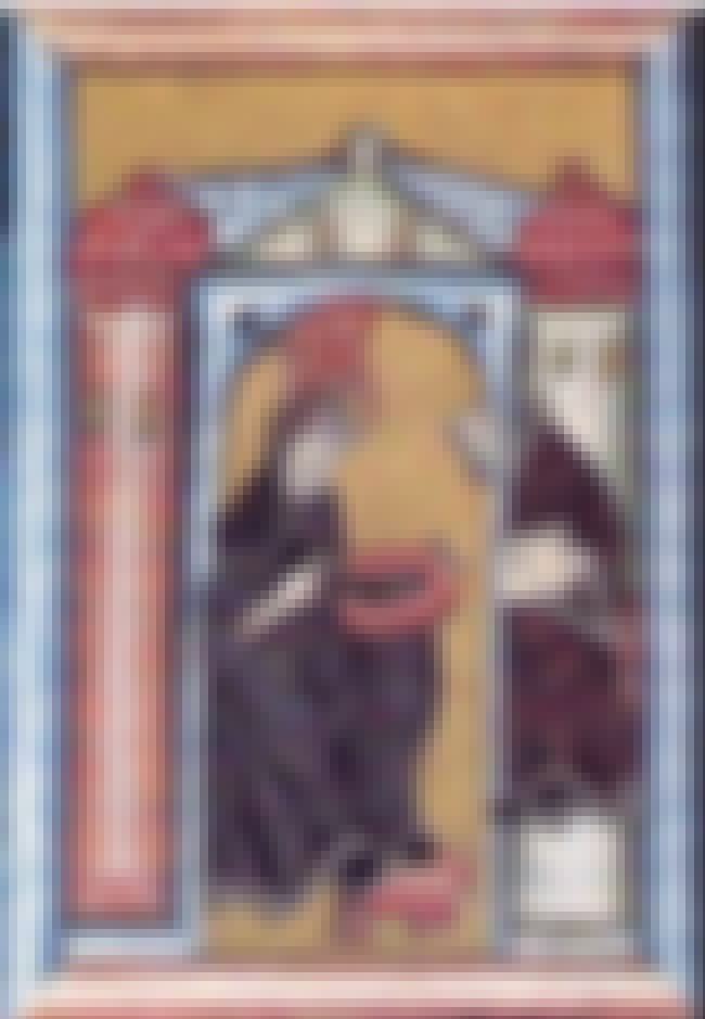 Hildegard of Bingen is listed (or ranked) 7 on the list List of Famous Nuns