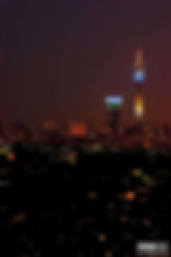 Hillbrow Tower is listed (or ranked) 3 on the list Johannesburg, Gauteng Buildings/Structures