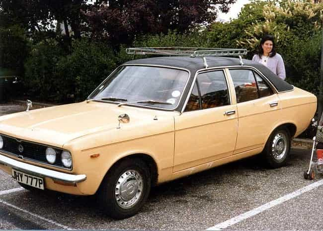Hillman Avenger is listed (or ranked) 4 on the list Full List of Hillman Models