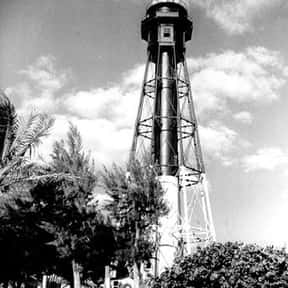 Hillsboro Inlet Light is listed (or ranked) 24 on the list Lighthouses in Florida