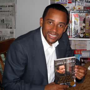 Hill Harper is listed (or ranked) 20 on the list Famous Brown University Alumni