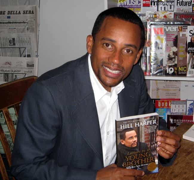 Hill Harper is listed (or ranked) 1 on the list Regina Hall Loves and Hookups