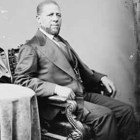 Hiram Rhodes Revels is listed (or ranked) 3 on the list Famous Knox College, Illinois Alumni
