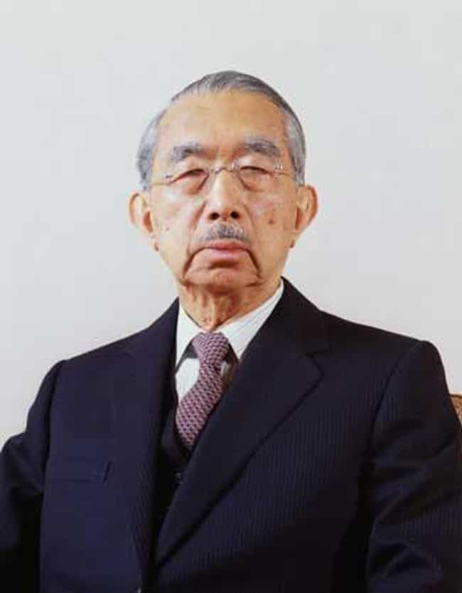 Hirohito is listed (or ranked) 4 on the list Famous People Born in 1901