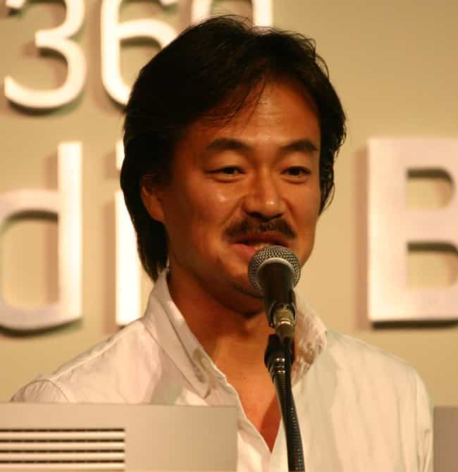 Hironobu Sakaguchi is listed (or ranked) 2 on the list Famous Designers from Japan