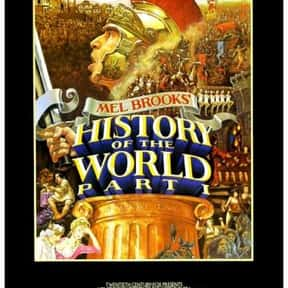 History of the World, Part I is listed (or ranked) 19 on the list All Jesus Christ Movies