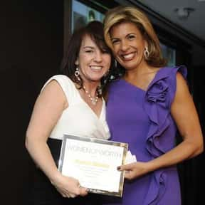 Hoda Kotb is listed (or ranked) 2 on the list The Best Today Show Hosts