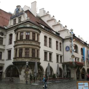 Hofbräuhaus am Platzl is listed (or ranked) 7 on the list The Top Must-See Attractions in Munich