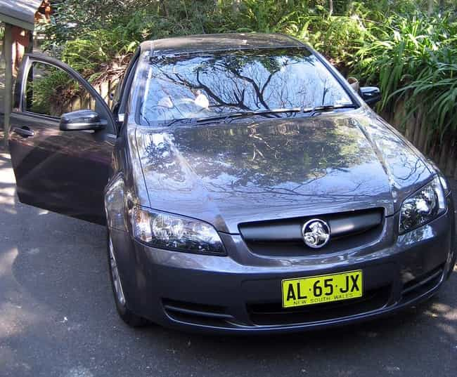 Holden Commodore is listed (or ranked) 4 on the list Full List of Holden Models