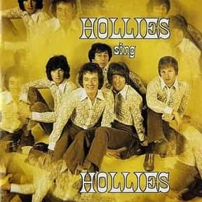 Hollies Sing Hollies is listed (or ranked) 25 on the list The Best Hollies Albums of All Time