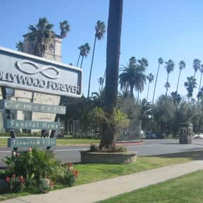 Hollywood Forever Cemetery is listed (or ranked) 20 on the list The Top Must-See Attractions in Los Angeles
