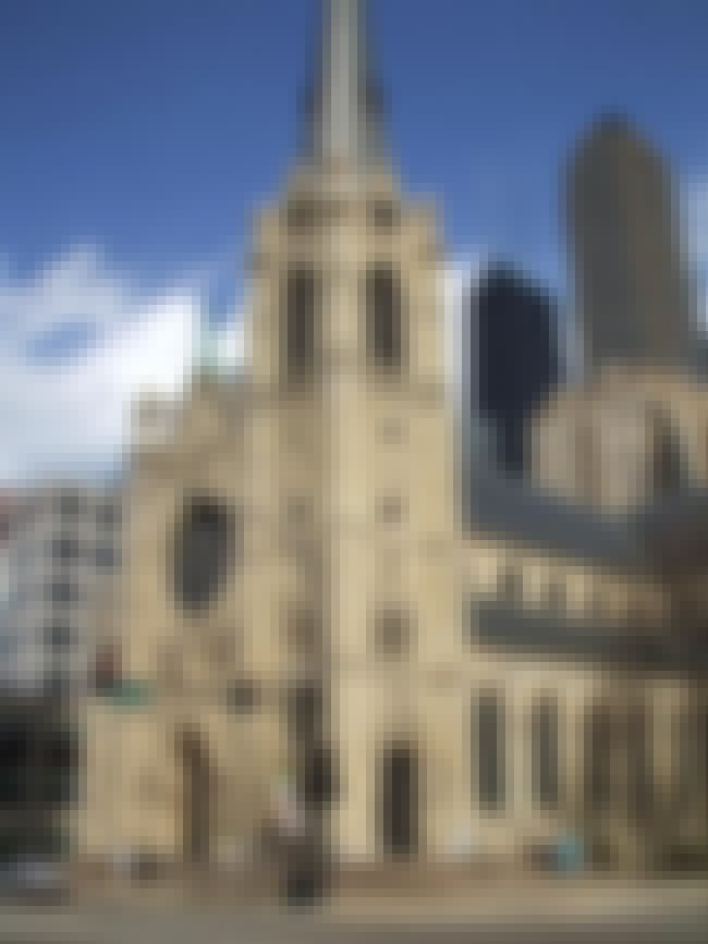 Holy Name Cathedral, Chicago is listed (or ranked) 6 on the list Patrick Keely Architecture