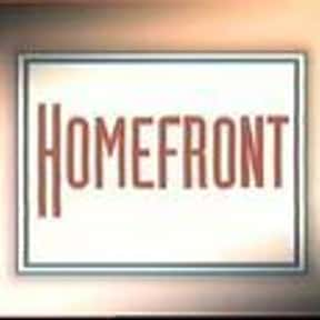 Homefront is listed (or ranked) 11 on the list The Greatest TV Shows Set in the '40s