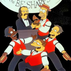 Homer's Barbershop Quartet is listed (or ranked) 4 on the list The Best Episodes From The Simpsons Season 5